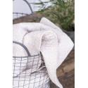 ib laursen boutis couvre lit matelasse petites fleurs rose pale 0741-00