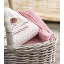 ib laursen couverture couvre lit coton matelasse sorbet 0752-28