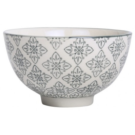 ib laursen coupelle motif floral oriental gris casablanca 1566-18
