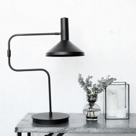 lampe de table house doctor Cb0890 lampe mall made black