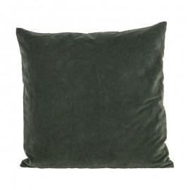 Housse de coussin velours vert beluga House Doctor Velv 50 x 50 cm
