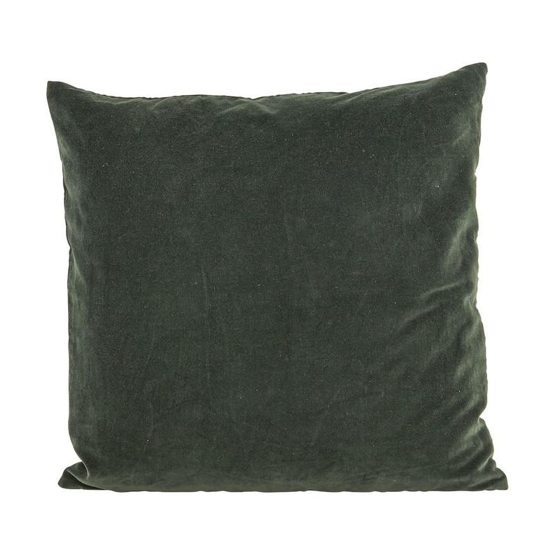 house doctor housse de coussin velours vert beluga ab1302 velv. Black Bedroom Furniture Sets. Home Design Ideas