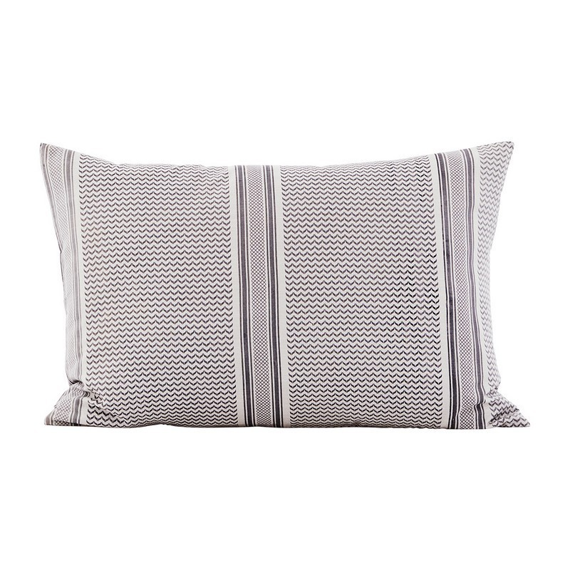 Coussin house doctor partisan ab1538 40 x 60 cm - Housse coussin 40 60 ...