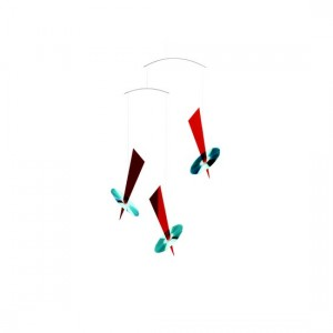 mobile-suspension-deco-reflections-rouge