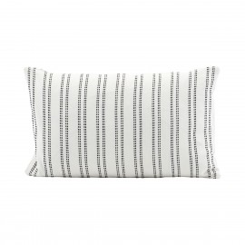 Housse de coussin rectangulaire coton House Doctor Additional