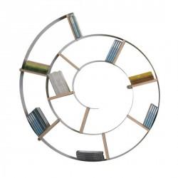 MEUBLE RANGE CD MURAL DESIGN SNAIL