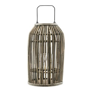 lanterne en rotin naturel house doctor ova Ln0090