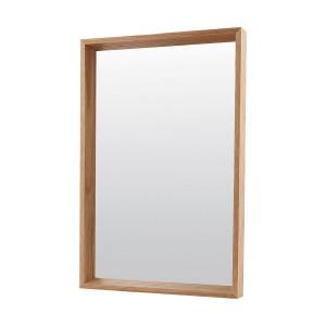 Miroir chêne House Doctor Oak 40 x 60 cm