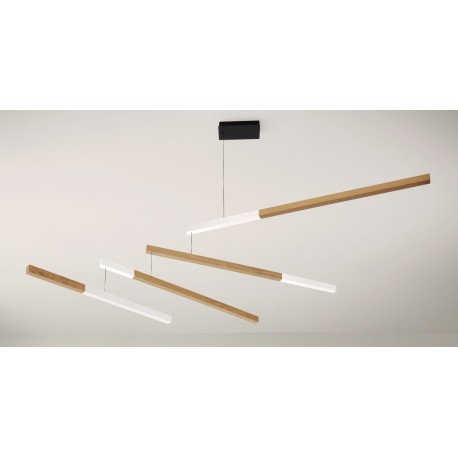 luminaire suspension bois mobile design presse citron tasso nez blanc