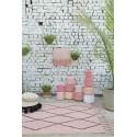 Tapis lavable Lorena Canals Bereber rose vintage