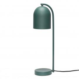 lampe de table metal vert hubsch 890553