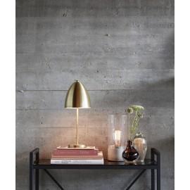 Lampe à poser métal laiton Hübsch