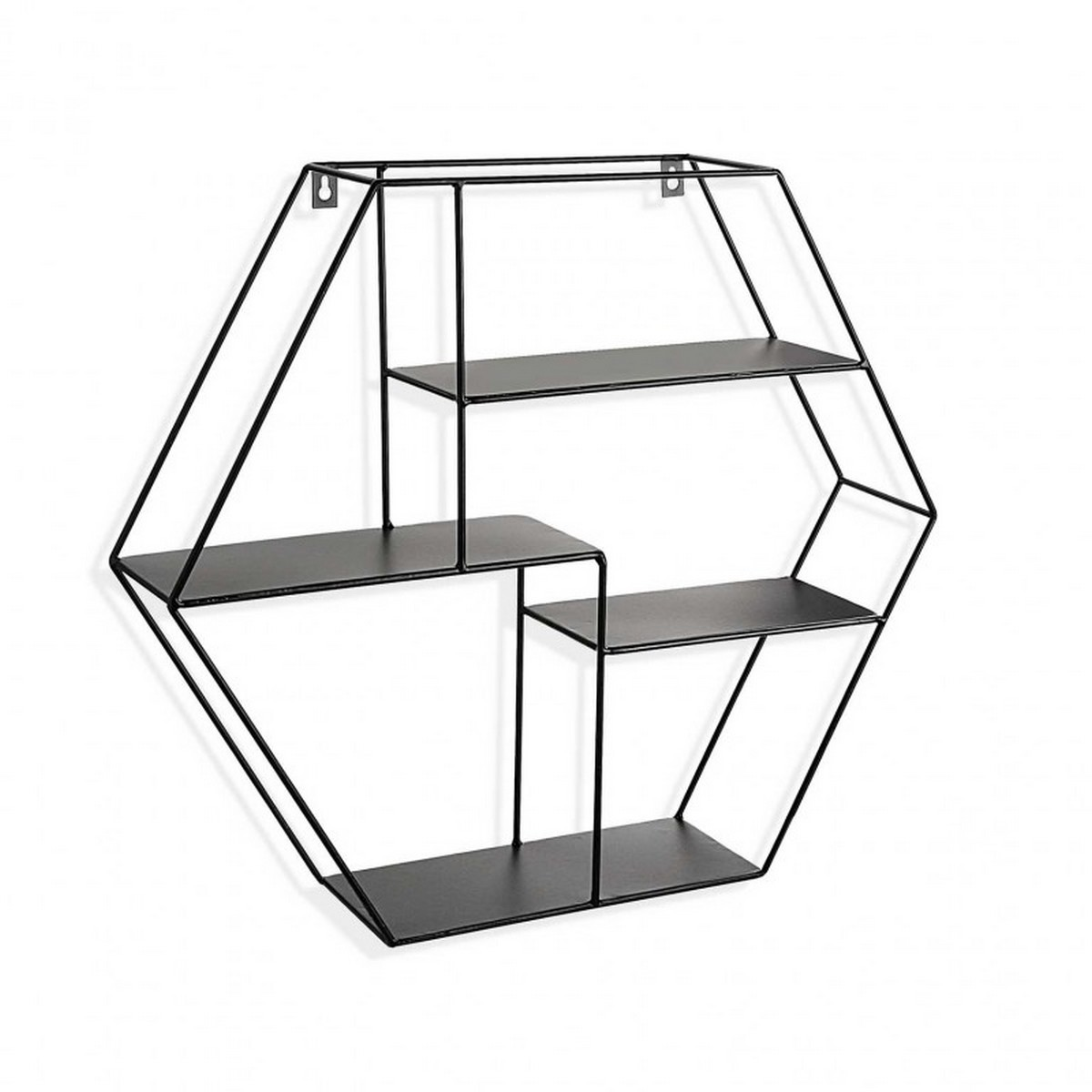 etagere murale m tallique fashion designs. Black Bedroom Furniture Sets. Home Design Ideas