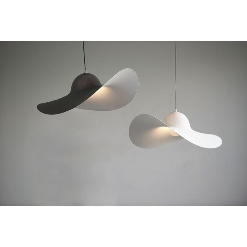 Chapeau Hat Eno Blanc Suspension 63 Lamp Cm Studio m8nNwv0
