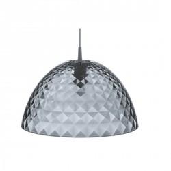 Lampe suspension design grise koziol stella