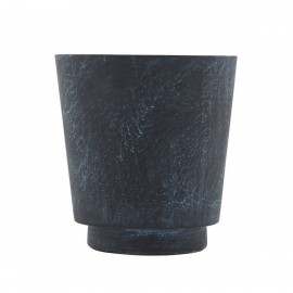 Cache-pot aluminium House Doctor Marble effect