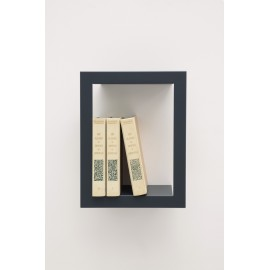 Presse Citron Big High Metal Shelf Frame slate
