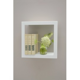 Presse Citron Bigstick metal estanteria de pared blanco