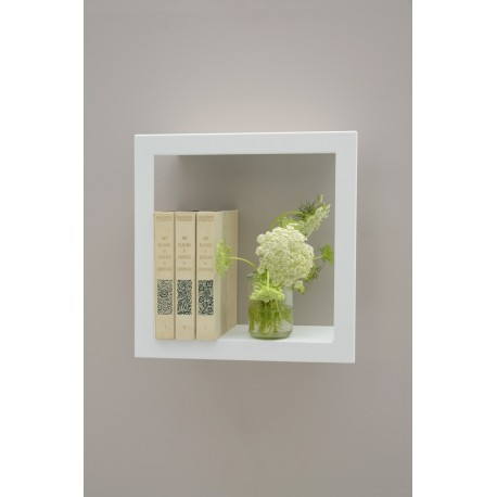 Presse Citron Big Stick Metal Shelf Frame white