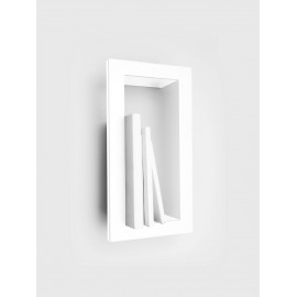 Presse Citron High Stick Metal Shelf Frame White