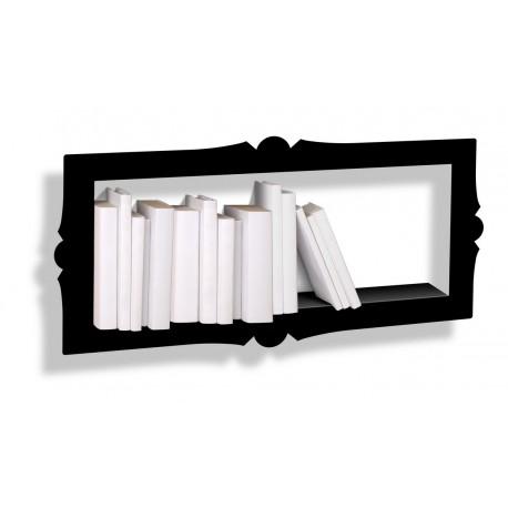 Bigbarok Metal Shelf Large Rectangular