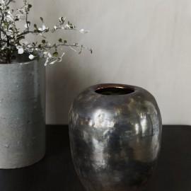 Vase en verre House Doctor Mirror