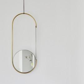 Miroir mural kristina dam studio mobile mirror