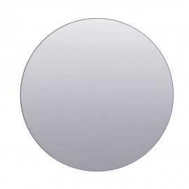 Miroir mural rond verre gris House Doctor Walls