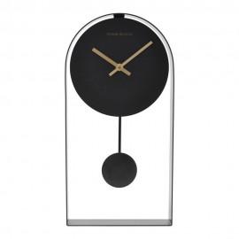 Pendule horloge avec balancier House Doctor Art