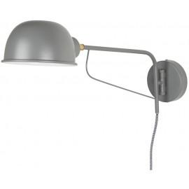 Applique rétro vintage métal gris IB Laursen