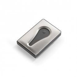 Porte cartes de visite rigide umbra slide noir