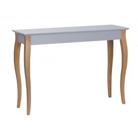 Table console classique grise bois ragaba lillo