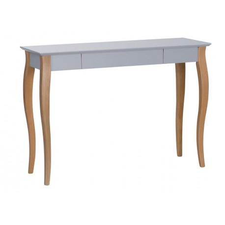 Bureau classique bois gris ragaba lillo - Kdesign