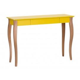 bureau classique jaune bois ragaba lillo
