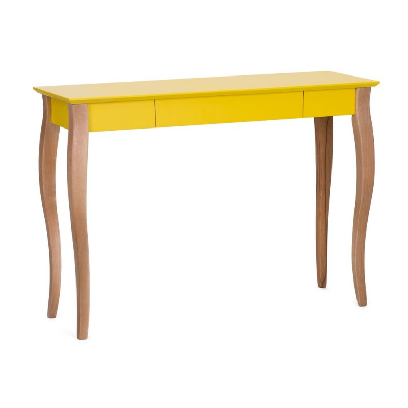 bureau classique jaune bois ragaba lillo ragabawdlil35. Black Bedroom Furniture Sets. Home Design Ideas