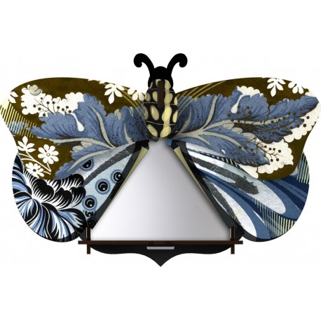 miho unexpected things Abigaille papillon decoratif mural FARFS440