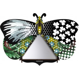 Papillon miroir miho unexpected things aida