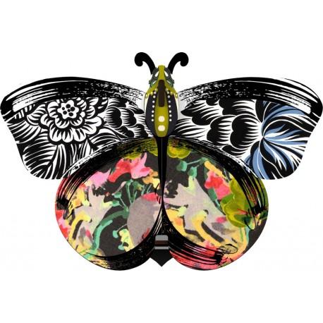 Decoration murale papillon miroir miho unexpected things elisabetta