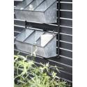 Étagère murale en zinc 9 casiers IB Laursen