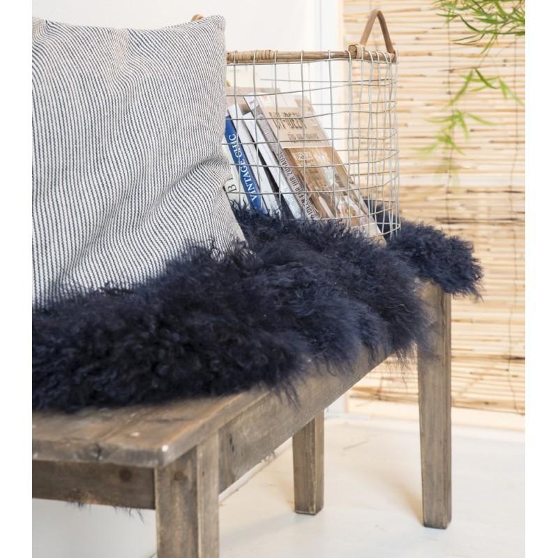 banc de ferme bois campagne chic ib laursen 5241 14. Black Bedroom Furniture Sets. Home Design Ideas