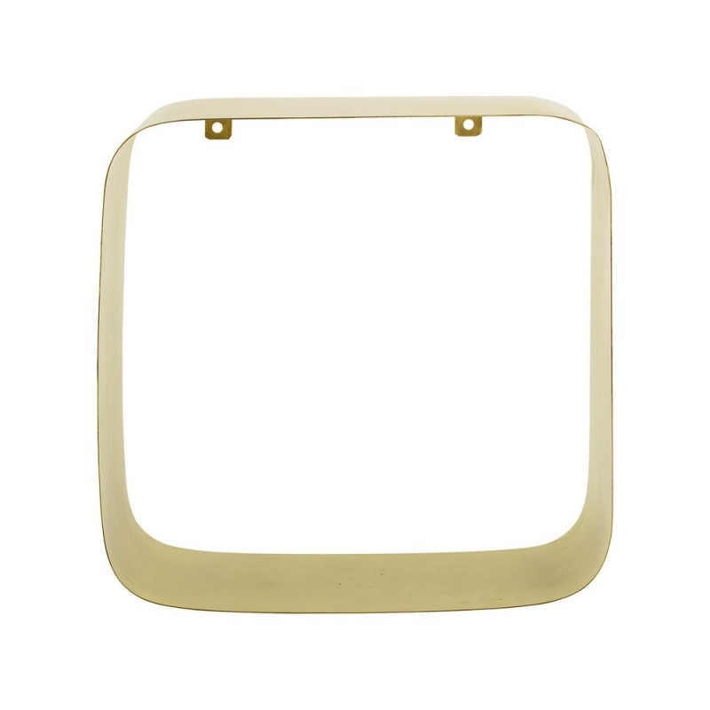 bloomingville etagere cube metal dore angles arrondis 48700089. Black Bedroom Furniture Sets. Home Design Ideas