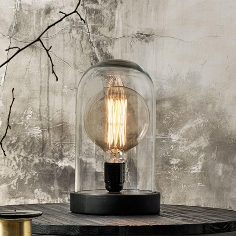 Lampe Sous Cloche nordal dome lampe sous cloche de verre 1260