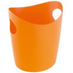 GRAND PANIER DESIGN KOZIOL BOTTICHELLI XL orange