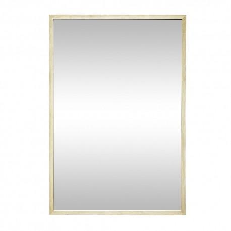 hubsch miroir bois chene naturel