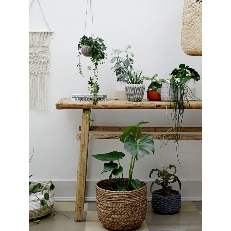 bloomingville bamboo suspension en bambou tresse 906001. Black Bedroom Furniture Sets. Home Design Ideas
