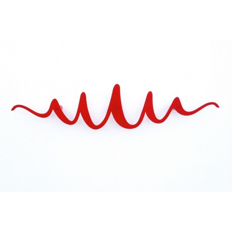 Scribble rouge