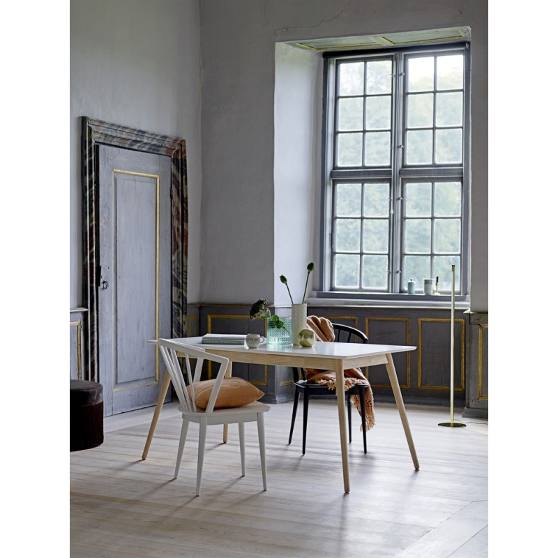 Laura Bois Chaise Scandinave Bloomingville Kdesign Blanche vYf6ybg7
