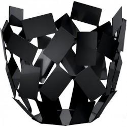 Corbeille à agrumes design la stanza dello scirocco alessi noir ø 22,6