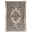 tapis rosa malva rectangulaire beige gris ib laursen 120 x 180 cm