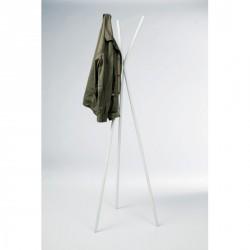 Portemanteau de sol design blanc mikado kare